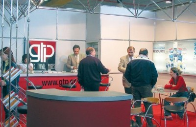 GTP sports yet another new stand at this year's Panorama. Check it out at Hall 6, stand number 13.