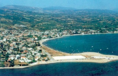 Vasilis Kostantakopoulos' large tourism development project in the Messinia finally received all the permits required to get underway.