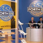 ForthCRS specialists were on hand to promote its SeaOnLine (ferry bookings), its RoomView (hotel bookings) and its single application Open Seas for ferries, and launched its new CARcrs for car rental bookings.