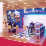 Agoudimos Lines created its most professional stand, complete with top-notch professionals to promote the ferry line. This year, the family-owned company placed its Penelope vessel on the Thessaloniki-Dodecanisso-Crete route and opened a Patras-Igoumenitsa-Bari route.