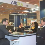 Air Sea Lines' sales and marketing manager, Michael Assariotis, discusses the company's future with Vangelis Stavropoulos of Piraeus-based Hydra Travel. AirSea Lines/Pegasus Aviation began service from Patras to Kefalinia and Lefkas on November 13. By adding service to these two islands, the carrier's seaplane service will cover all the Ionian islands.