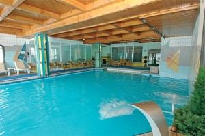 Montana Spa Hotel's luxurious spa facilities.