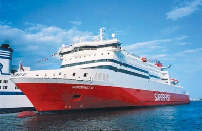 Superfast Ferries scoops
