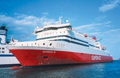 Superfast Ferries scoops