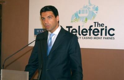 Nikos Stathopoulos, managing partner of BC Partners, the dominant shareholder of Hyatt Regency Hellas.