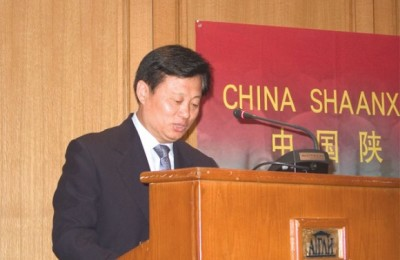 Dong Xianmin, director of Shaanxi Provincial Tourism Administration in China, describes his province's many tourism possibilities.