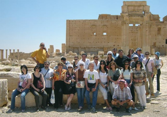 Greece And Syria To Create Common Tourism Packages Gtp Headlines