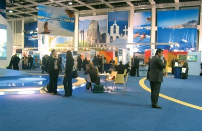 Greece's presentation at this year's ITB Berlin travel fair surpassed all previous attempts for perfection.