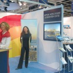 "Neptune Hotels on Kos said ""we're very enthused and very optimistic for 2005 after the number of visitors to the stand during ITB. We're quite impressed with this year's exhibition."""