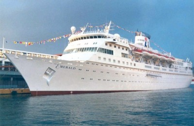 Louis Hellenic Cruises held an inauguration reception in Piraeus aboard its cruise ship The Emerald.