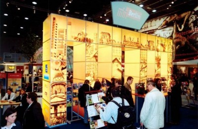 The International Tourism Exchange ITB Berlin represents every aspect of the value-added chain in the international tourism industry. ITB 2004 expects more than 9,000 exhibitors.