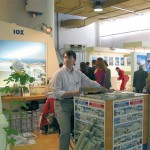 Ios, on the Cyclades pavilion, was just one of the many domestic destinations exhibiting at the fair and as in past years the majority of consumer traffic headed directly for the prefectures areas. In total, there were 602 exhibitors at this year's Panorama, compared with 592 the year before.