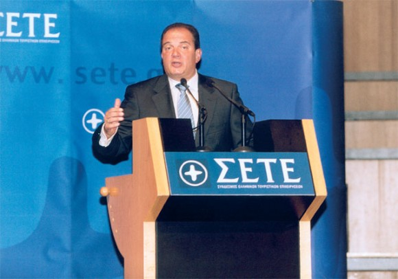 Prime Minster, Kostas Karamanlis, labeled tourism as a sector of national importance for the country's economic strength, in his speech at SETE's annual general assembly last month.