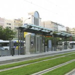 Modern infrastructure works include the city's new tram system that has proved invaluable for travel to the Hellinikon, Faliro and Glyfada Olympic installations.
