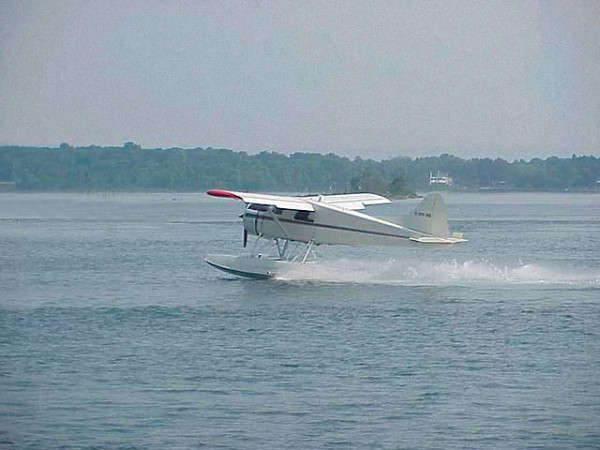 "Air Sea Lines SA is ready to provide seaplane scheduled, ""for hire"" and charter passenger services."