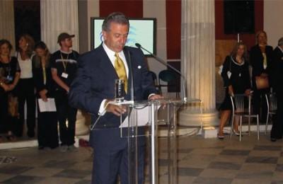 Tourism Development Minister, Dimitirs Avramopoulos.