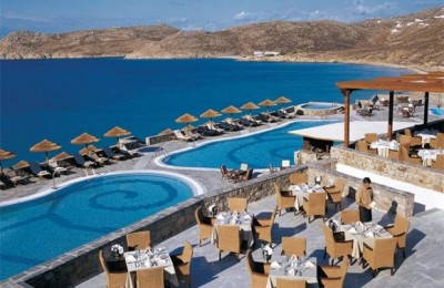 Myconian Imperial Resort & Thalasso Center of the Myconian Collection group of hotels on Mykonos are now one of the 400 prestigious members of