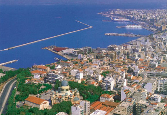 Problems for Patras Cultural Capital of Europe 2006.