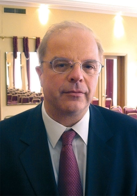 Haris Kokkossis, the new president of the Hellenic Tourism Organization.