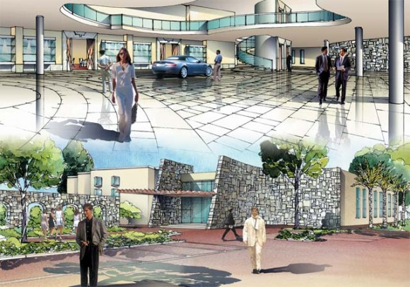 AKS confernce center opens next May