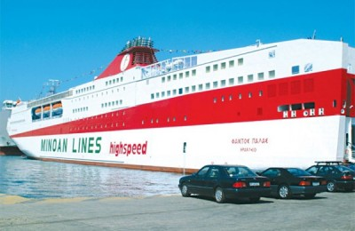 Minoan Lines expects to post triple the amount of its last year's net profit