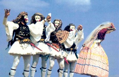 Each presentation is considered a unique spectacle that illustrates the various cultures of Greek regions