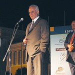 This year's World Tourism Day celebrations were the most well organized ever by Greece with by far the lion's share of work carried out by the Hellenic Association of Travel & Tourism Agents. After a full day of activities, Development Minister Akis Tsohatzopoulos officially opened the evening ceremonies.