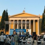 The day's activities included traditional Greek dance groups, popular music and song by professionals in their field and for the younger groups the association held numerous puppet shows and pantomime and shadow stories.