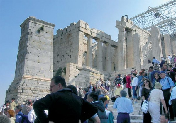 Athens promoted as a city break destination