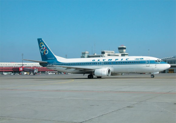 Olympic Airways flying over the summer, despite a fresh European Union warning over illegal aid