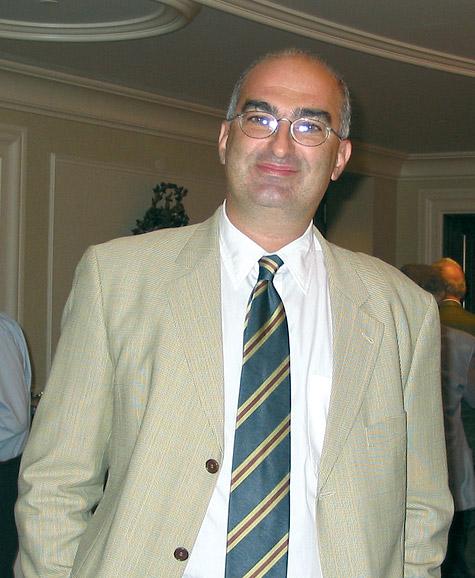 Giorgos Tsakiris, President, Attica Hoteliers Association