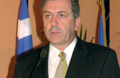 Dimitris Avramopoulos, Tourism Development Minister