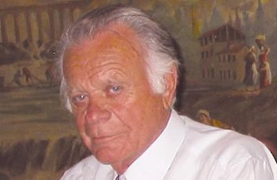 Marios Trivizas, President, Panhellenic Federation of Tourism Enterprises