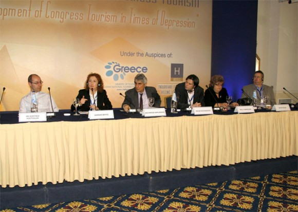 """At last year's congress in Thessaloniki HAPCO focused on """"Strategies of Regional Development of Conference Tourism in Times of Depression."""""""